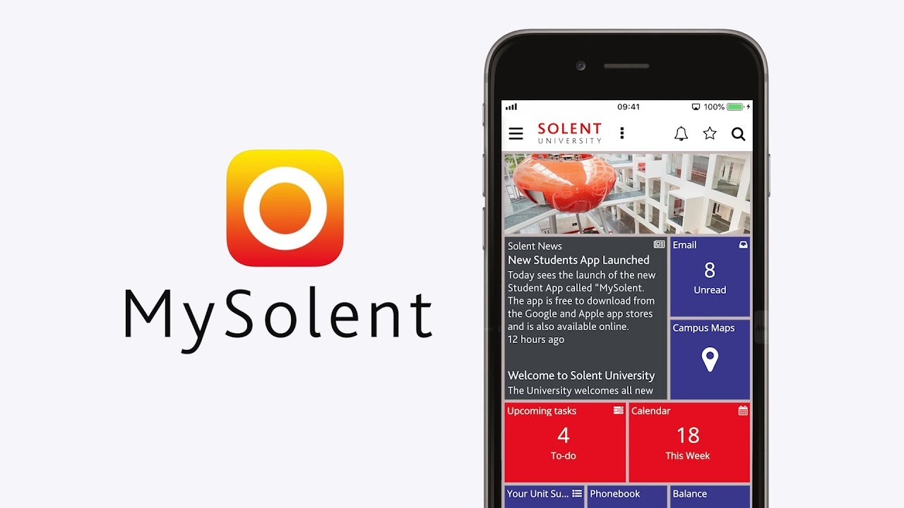 Image of MySolent app