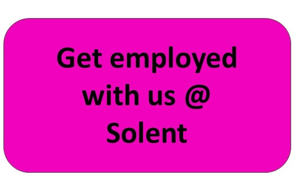 Get employed at Solent